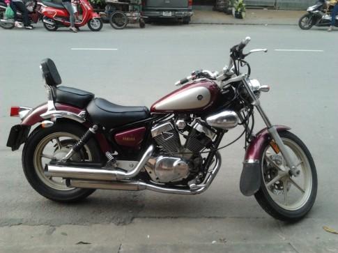 Xe motor Yamaha động cơ V-Twin cực ngầu giá cực yêu!!!