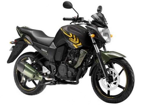 Yamaha FZ-S va Fazer co gia ban tu 1200 USD va 1300 USD tai An Do