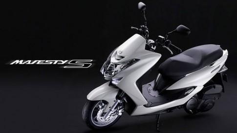 Yamaha Majesty S sẽ đến Đông Nam Á??