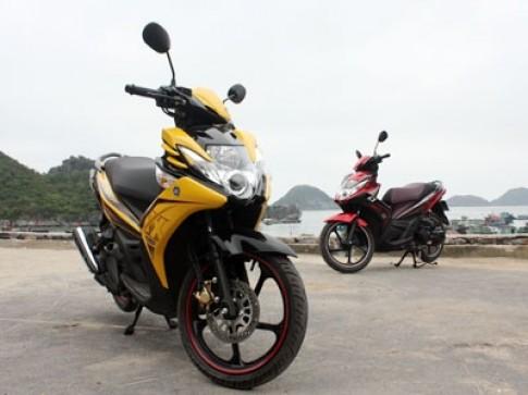 Yamaha Nouvo SXRC 125cc