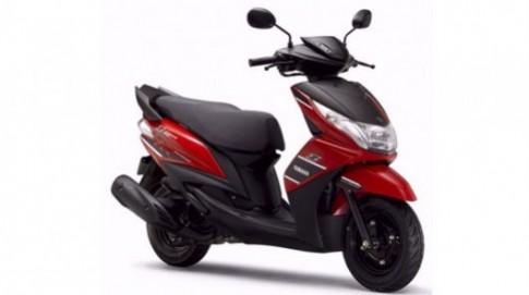 Yamaha trình làng mẫu scooter mới cạnh tranh với Honda
