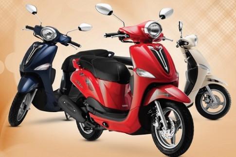 Yamaha Việt Nam ra mắt Nozza mới