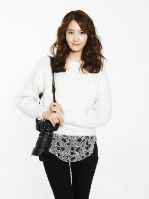 Yoona Dien xuat ma khong he co y nghi muon minh xinh dep