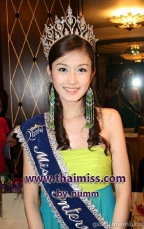 10 hoa hậu chuyển giới đẹp nhất Thái Lan