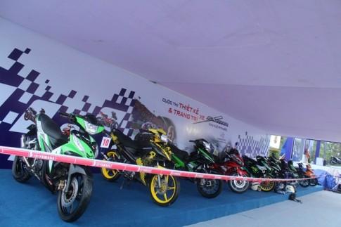 10 xe Yamaha Exciter khoe sắc tại Hải Phòng