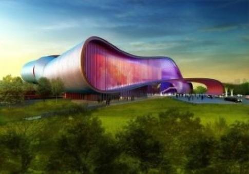 15 công trình kiến trúc đẹp nhất thế giới năm 2013