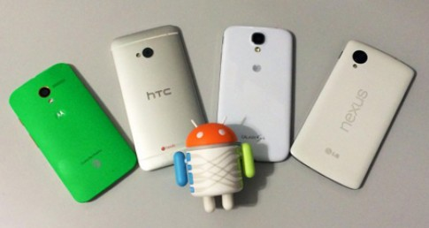 2014 - Năm của Smartphone Android!!!