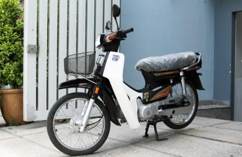 250 triệu đồng cái giá để mua Honda Dream II tại Việt Nam