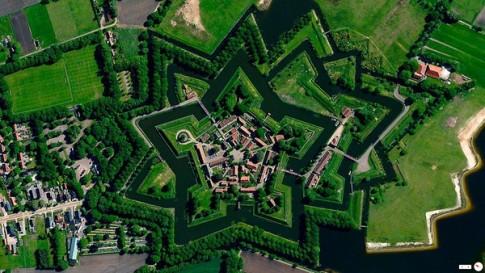 29 bức ảnh chụp từ vệ tinh quá đẹp và độc đáo
