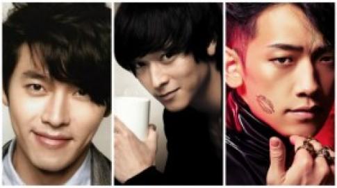 3 mỹ nam Hàn cùng trở lại thống trị màn ảnh rộng