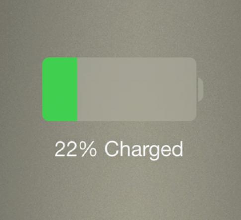 3 thủ thuật để giảm tốn pin khi sử dụng iOS 7