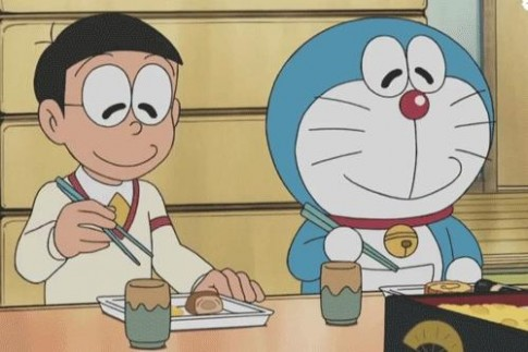 """5 bài học """"mèo ú"""" Doraemon dạy chúng ta về tình bạn"""