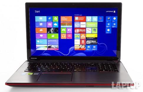 5 Laptop đỉnh của Toshiba