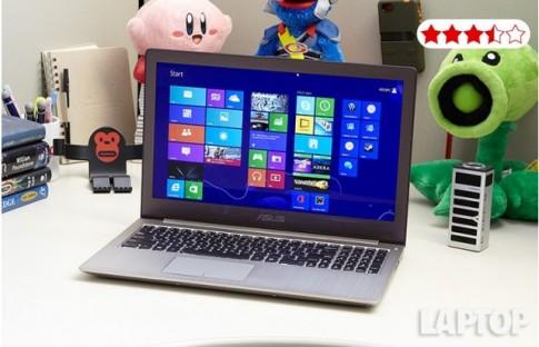 5 laptop duoc danh gia cao cua Asus