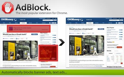 5 tiện ích hay dành cho trình duyệt Google Chrome.