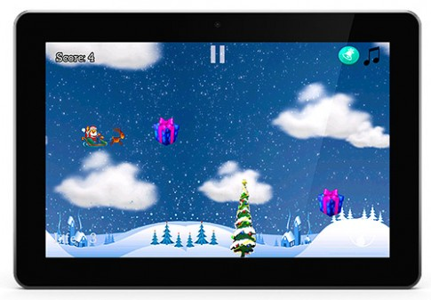 6 game Giáng sinh cực hay cho Android