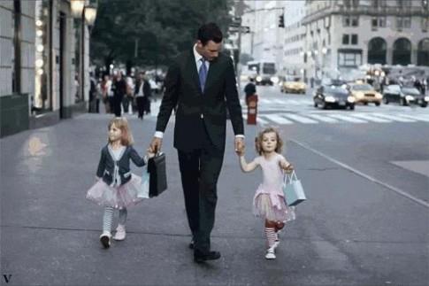 7 dấu hiệu chàng trai có thể sẽ trở thành một ông bố tốt của con bạn!