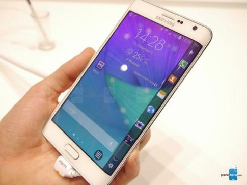 7 điều thú vị mà bạn có thể thực hiện trên màn hình cong Youm của Galaxy Note Edge