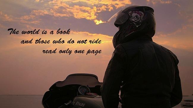 7 lý do khiến chúng ta đam mê chiếc moto của mình
