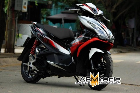 Airblade 125 ke san toc do