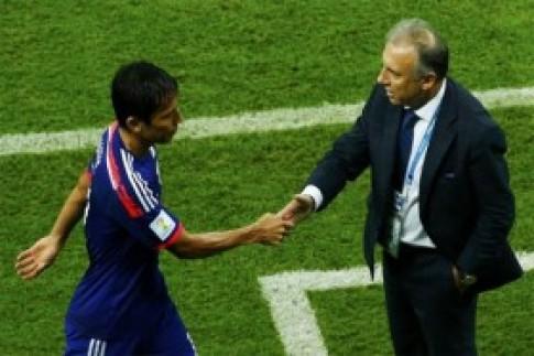 Alberto Zaccheroni từ chức HLV trưởng đội tuyển Nhật Bản