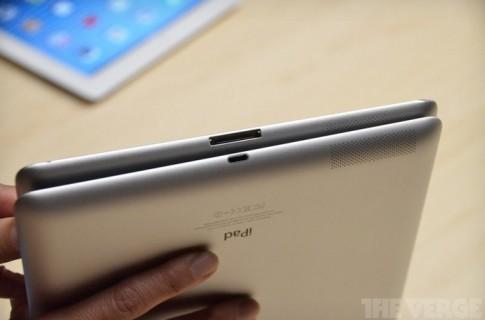 Apple khai tử iPad 2 và hồi sinh iPad 4