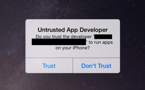 Apple lên tiếng về mã độc Masque Attack