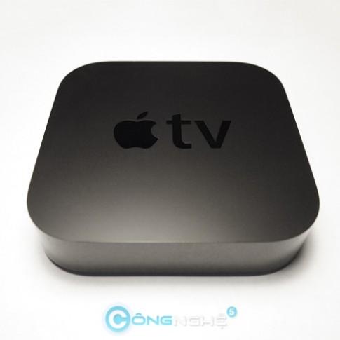 AppleTV sắp có game điều khiển bằng cử chỉ?