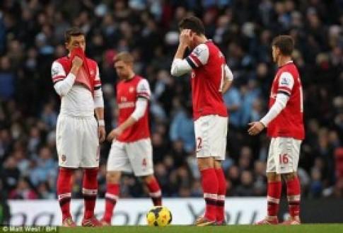 Arsenal: Đứng dậy và trở lại