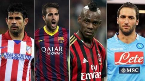 Arsenal muốn đưa Balotelli về sân Emirates