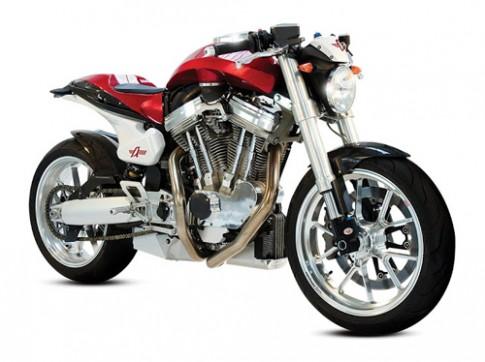 Avinton Collector - siêu môtô cơ bắp đến từ Pháp