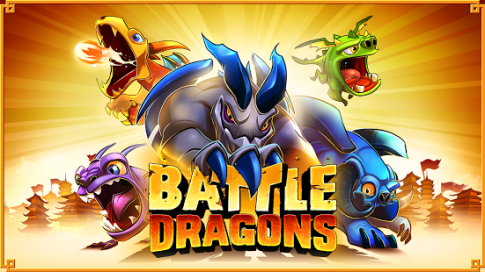 Battle Dragons game MMO mới ra mắt