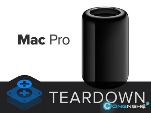 Bên trong Mac Pro 3000$ của Apple có gì?