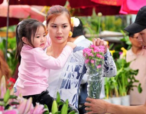 """""""Bí mật"""" của hoa khôi bóng chuyền Phạm Kim Huệ"""