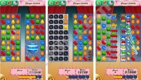Bí quyết phá đảo game Candy Crush Saga trên Android