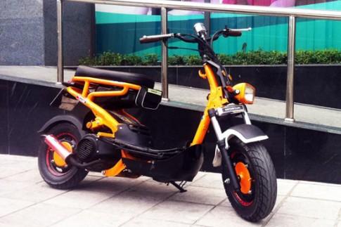 Biến Attila thành Honda Zoomer