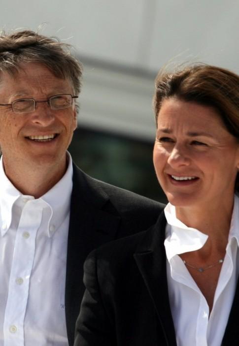 Bill Gates và chuyện tình với cô nhân viên cấp dưới