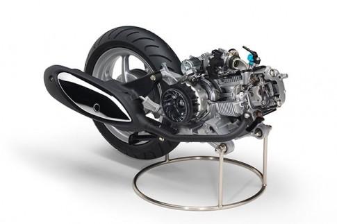 Blue Core - Động cơ mới, ít hao xăng của Yamaha Việt Nam