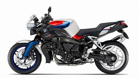 """BMW K1200R ấn tượng hơn với """"bộ cánh"""" xe đua"""