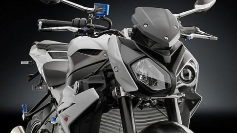 BMW S1000R mạnh mẽ và phong cách với phiên bản Rizoma