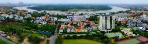 Bộ ảnh độc đáo về Sài Gòn từ trên cao