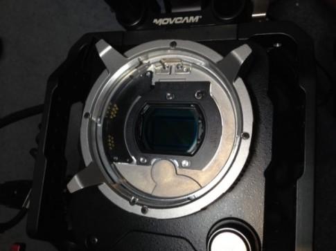 Bo loc chong nhieu quang hoc Sony CBK-55F2K cho may quay F5 va F55