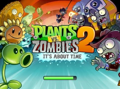 Cách chơi Plants vs Zombies 2 mới nhất 2014