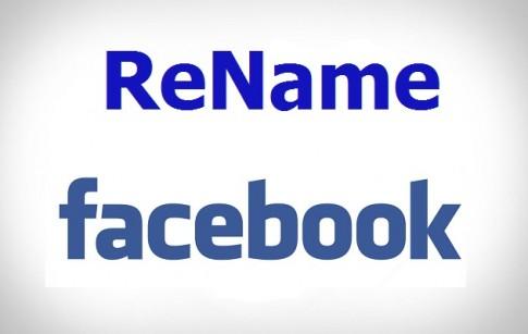 Cách đổi tên Facebook khi vượt quá 5 lần