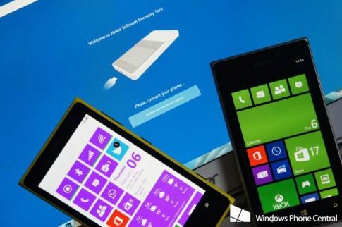 Cách khôi phục cài đặt gốc trên Windows Phone