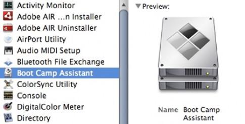 Cài Win 7 cho Macbook bằng BootCamp
