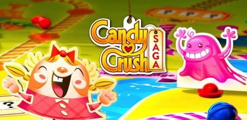 Candy Crush Saga va nhung man choi kho qua nhat