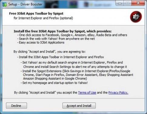 Cap nhat driver cho may tinh laptop voi phan mem Driver Booster