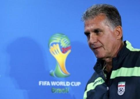 Carlos Queiroz chia tay tuyển Iran