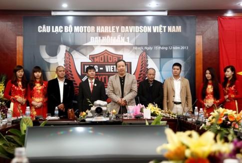 Câu lạc bộ Harley-Davidson chính thức thành lập Việt Nam